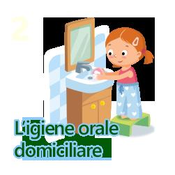 L'igiene orale domiciliare