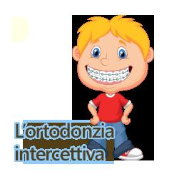 L'ortodonzia intercettiva